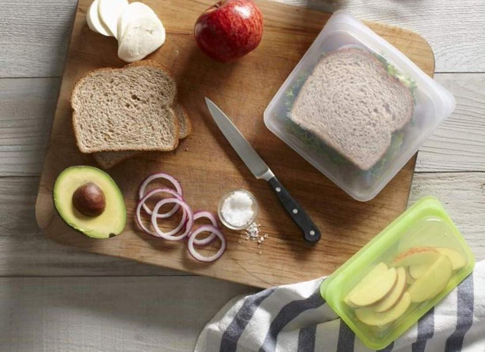 These sandwich bags can be used for so much more than storing sandwiches! (Photo: Amazon)