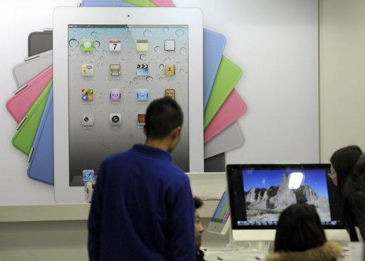 The Shanghai case marked a victory for Apple against debt-laden Proview over rights to the iPad name