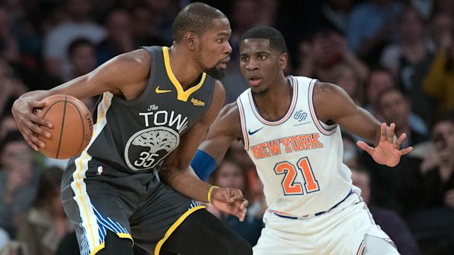 1fbbe1b6486e If you think Kevin Durant won t be able to handle the New York media