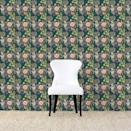 """At first glance, this may look like just another floral wallpaper, but it's actually got troupes of dancers (inspired by the Alvin Ailey Dance Theatre) hidden throughout the blooms. Shop AphroChic for a distinctive selection of wallpapers that are more than just beautiful, they each have their own story. $79, AphroChic. <a href=""""https://www.aphrochic.com/product/ailey-wallpaper/"""" rel=""""nofollow noopener"""" target=""""_blank"""" data-ylk=""""slk:Get it now!"""" class=""""link rapid-noclick-resp"""">Get it now!</a>"""