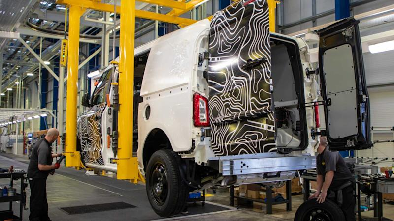 Commercial vehicle production still strong as car industry struggles