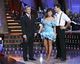 <p>While receiving notes on her dance with partner Jonathan Roberts, Marie's breathing became noticeably heavier. The star collapsed onto the ground, leaving the audience and her costars unsure of what to do. The singer received medical attention, was cleared to continue, and eventually laughed the episode off. </p>
