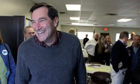 Democrat Joe Donnelly has to be feeling good: He beat Republican Richard Mourdock, who was once a heavy favorite in Indiana's Senate race.