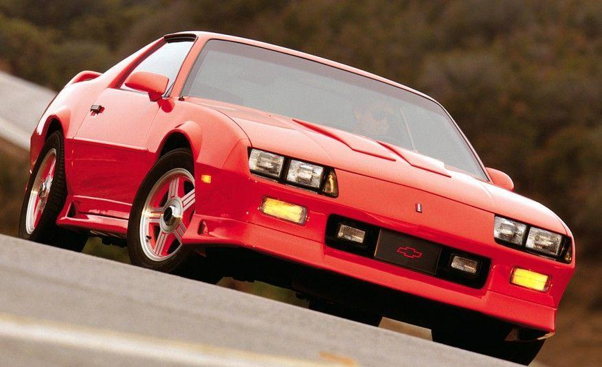 <p>Dodge took up sponsorship of the International Race of Champions in 1990 and with it came the right to use the IROC name. So Chevy went back to Z28 for its high-performance Camaro line during the 1990 model year. It was great news if you loved tall rear wings, silly hood scoops, and new five-spoke wheels. By 1992, the third-generation car was a decade old and ready to be replaced.</p>