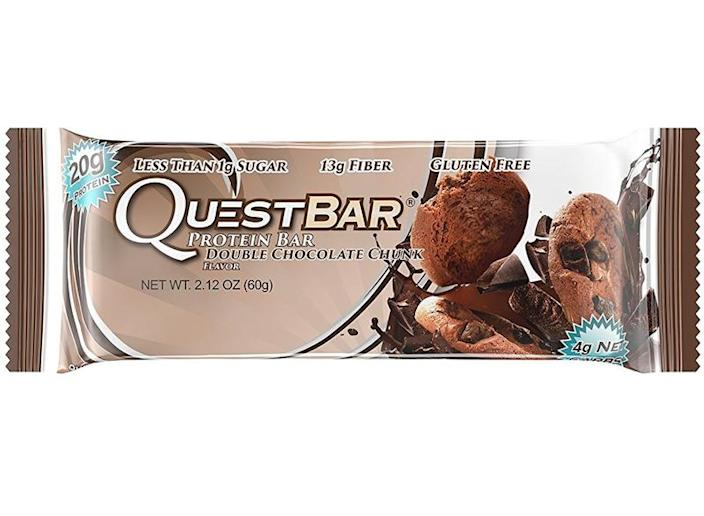 Quest Double Chocolate Chunk