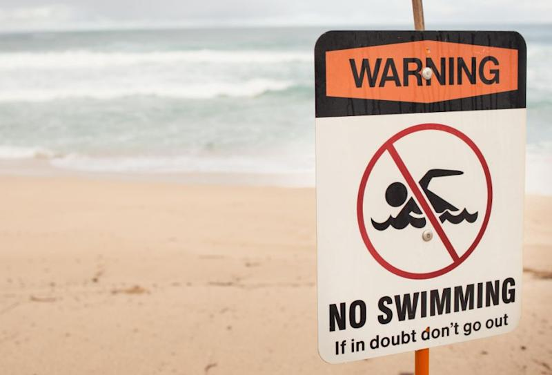 Kenny claims the calmest water is often the most dangerous. Photo: Getty Images