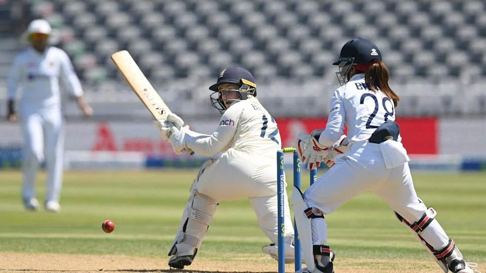 One-off Test, ENGW vs INDW: Visitors hit back with wickets
