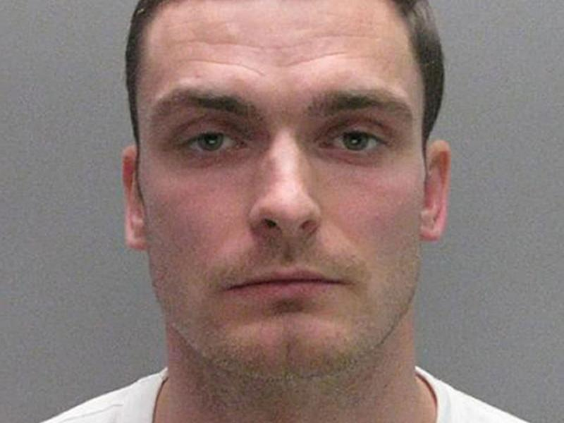 In the video, Adam Johnson claims he was handed a long sentence because of his fame: PA