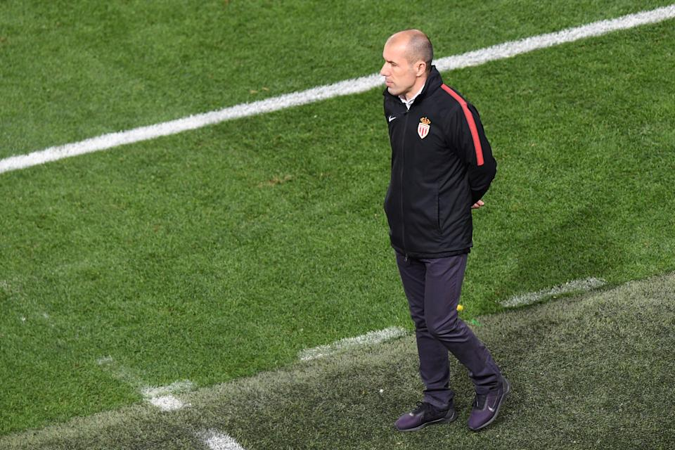 Jardim has admitted he has had offers to leave Monaco.
