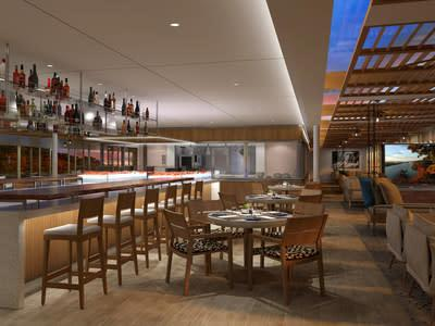 From American classics to Mamsen's® Norwegian specialties, the River Café, an indoor/outdoor dining venue on the top deck of Viking Mississippi, will offer alternative restaurant dining in a casual al fresco setting. For more information, visit www.viking.com.
