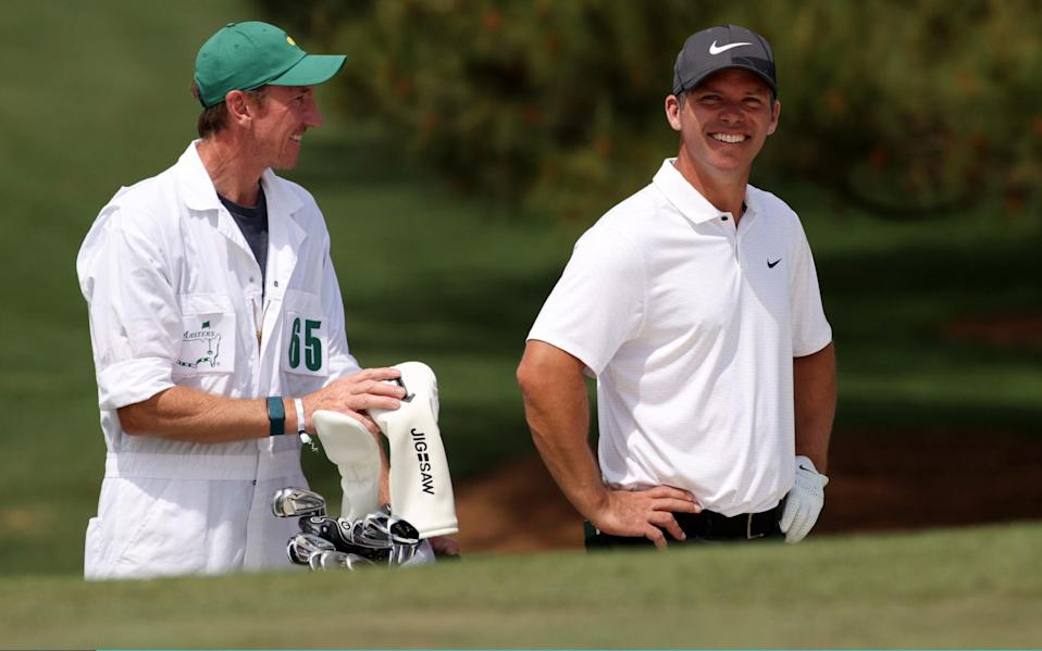 Paul Casey - GETTY IMAGES