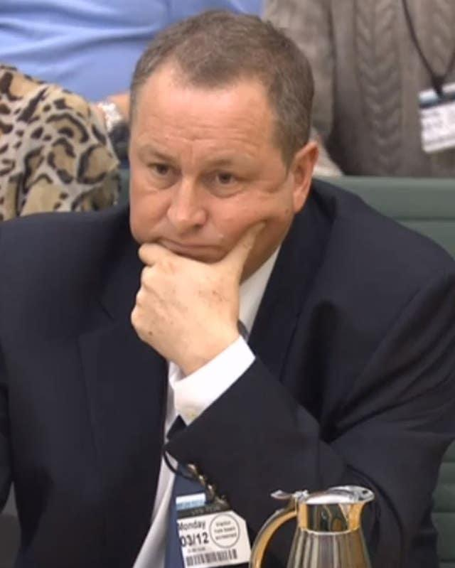 Mike Ashley launched a two-pronged legal attack in a bid to push the takeover through