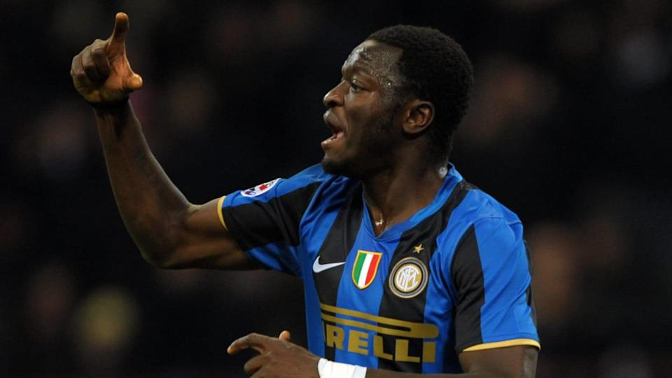 Muntari in nerazzurro | GIUSEPPE CACACE/Getty Images