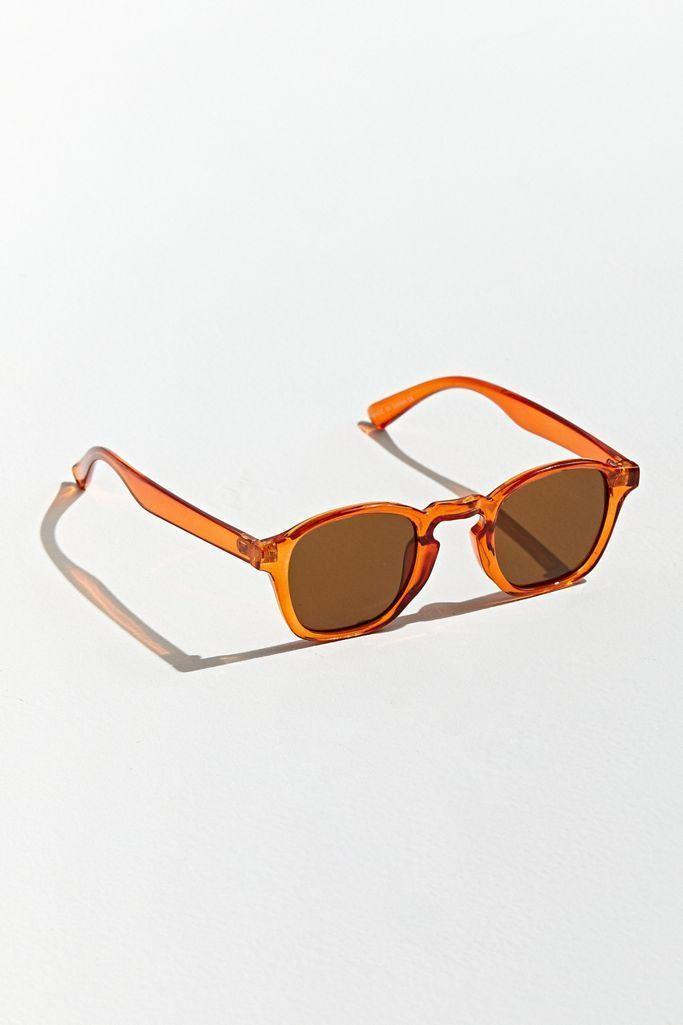 """<p><strong>Urban Outfitters</strong></p><p>urbanoutfitters.com</p><p><strong>$14.00</strong></p><p><a href=""""https://go.redirectingat.com?id=74968X1596630&url=https%3A%2F%2Fwww.urbanoutfitters.com%2Fshop%2Fuo-blunt-keyhole-rounded-square-sunglasses&sref=https%3A%2F%2Fwww.prevention.com%2Flife%2Fg29492086%2Funique-gifts-for-dad%2F"""" rel=""""nofollow noopener"""" target=""""_blank"""" data-ylk=""""slk:Shop Now"""" class=""""link rapid-noclick-resp"""">Shop Now</a></p><p>Don't let your father fall into the trap of wearing the dreaded """"dad glasses""""—these ones work just as well, but look way more stylish. They're enough to make mom fall in love with him all over again.</p>"""
