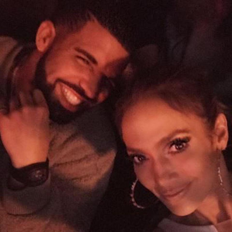 J-Lo had been romantically linked to Drake until earlier this year (Copyright: Instagram)