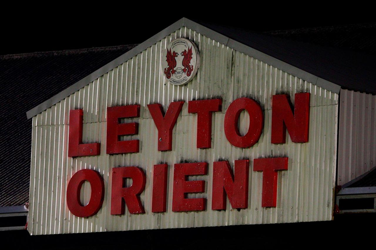 Leyton Orient relegated from the Football League for first time in 112 years