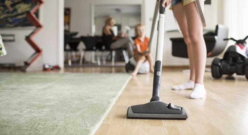 Transform your carpets with this top-rated carpet cleaner. (Getty Images)