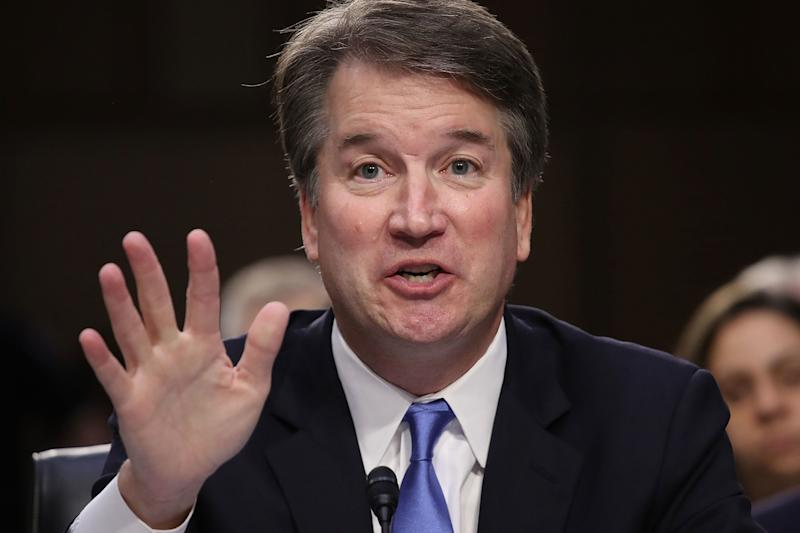 Senate Judiciary Committee schedules Kavanaugh vote the day after hearing on sexual assault allegation