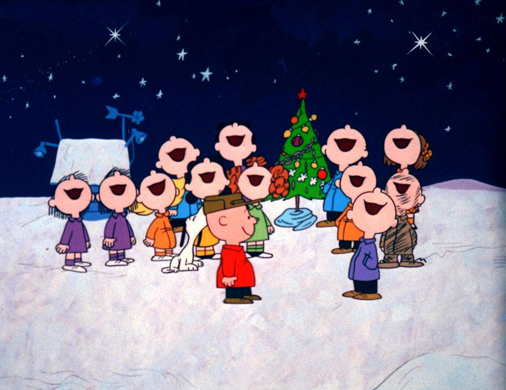 """""""A Charlie Brown Christmas"""" on ABC Thursday, 12/20 at 8pm"""