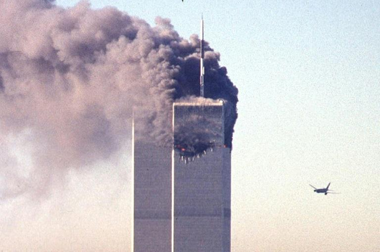 Twenty years have passed since the 9/11 attacks by Al-Qaeda in the United States, but the fallout remains painful for Americans (AFP/SETH MCALLISTER)