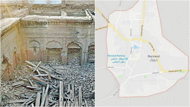 Guru Nanak Palace Demolished in Lahore: Facts to Know About The Historic Building in Pakistan