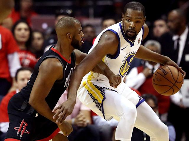 It's time to change the conversation about Kevin Durant. While KD only has himself to blame for the drama he's created off the court, you can't can't criticize him for what he's doing on it—especially in the playoffs.