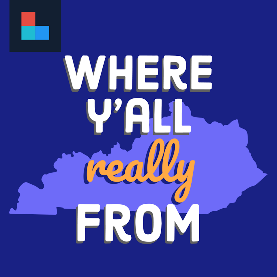 Where Y'all Really From? is a new podcast from Louisville Public Media.