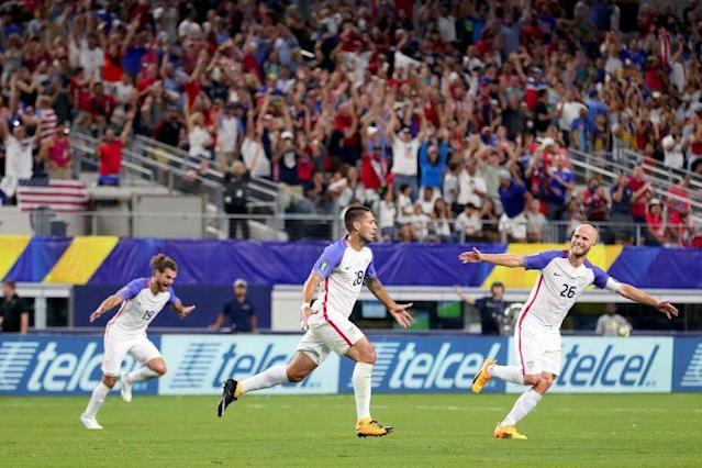 Clint Dempsey has the chance to make history — and win a trophy for his nation — Wednesday in Santa Clara. (Getty)