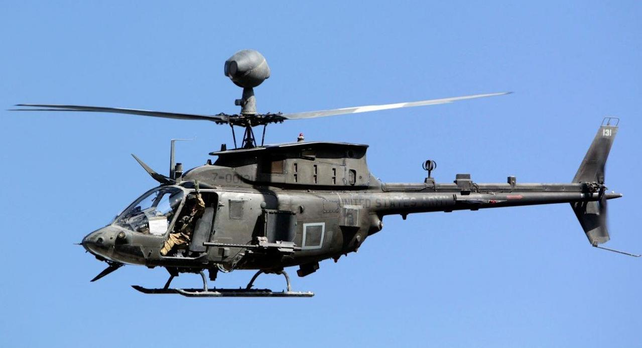 Here's What the U.S. Army Hopes Its New Scout Helicopter Can Do