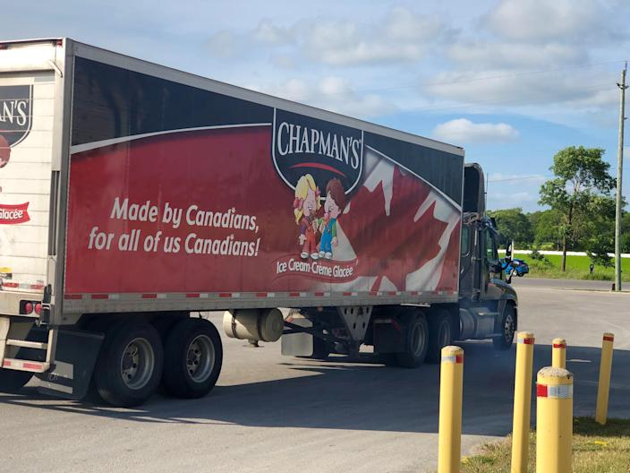 Chapman's Ice Cream has decided to make its pandemic pay raise permanent.