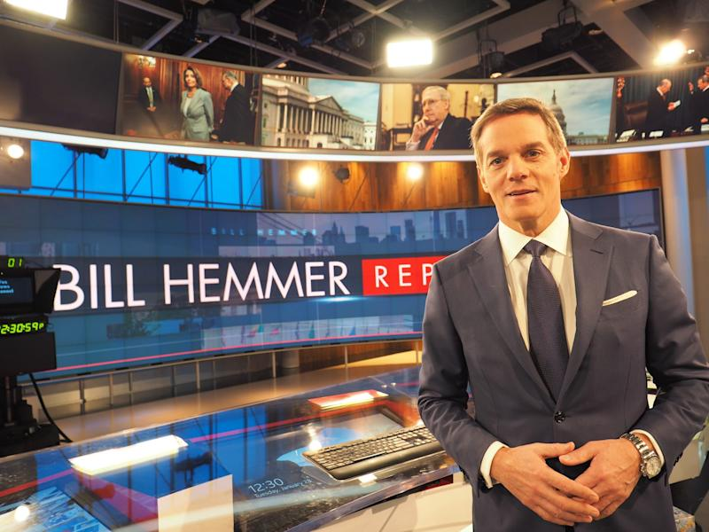Bill Hemmer in January 2020.