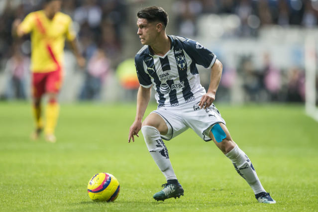 Jonathan Gonzalez was named to the Liga MX best 11 as an 18-year-old. (Getty)