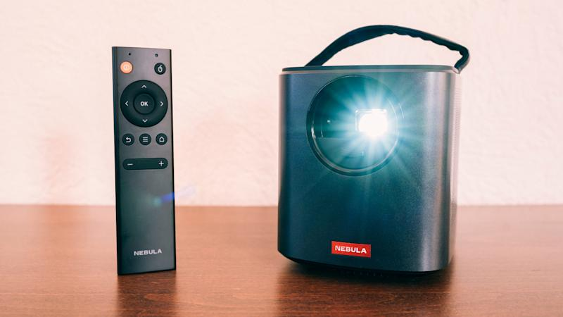 You will absolutely love this projector (and its sale price).