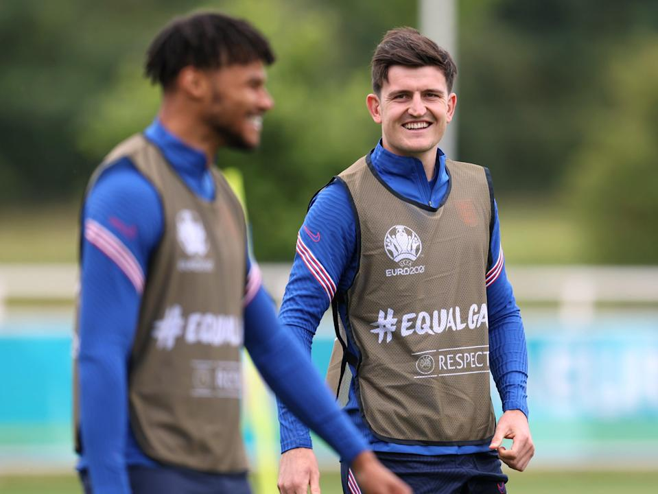 England defender Harry Maguire (Getty Images)