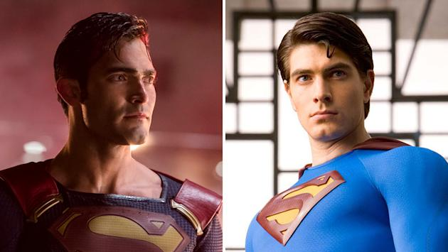 Brandon Routh to play Superman again in Arrowverse crossover