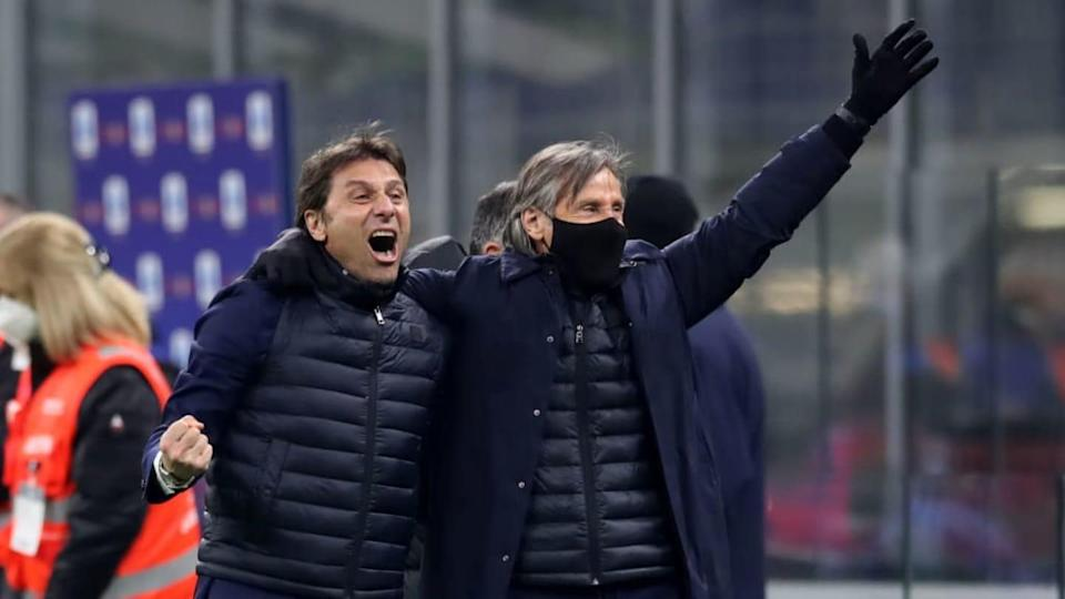 Conte e Oriali | Jonathan Moscrop/Getty Images