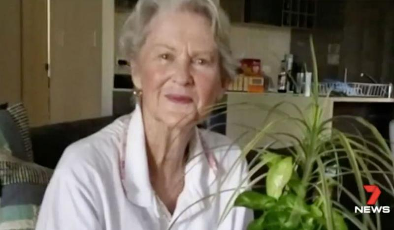 The woman was reported missing from the OzCare aged facility. Source: 7 News