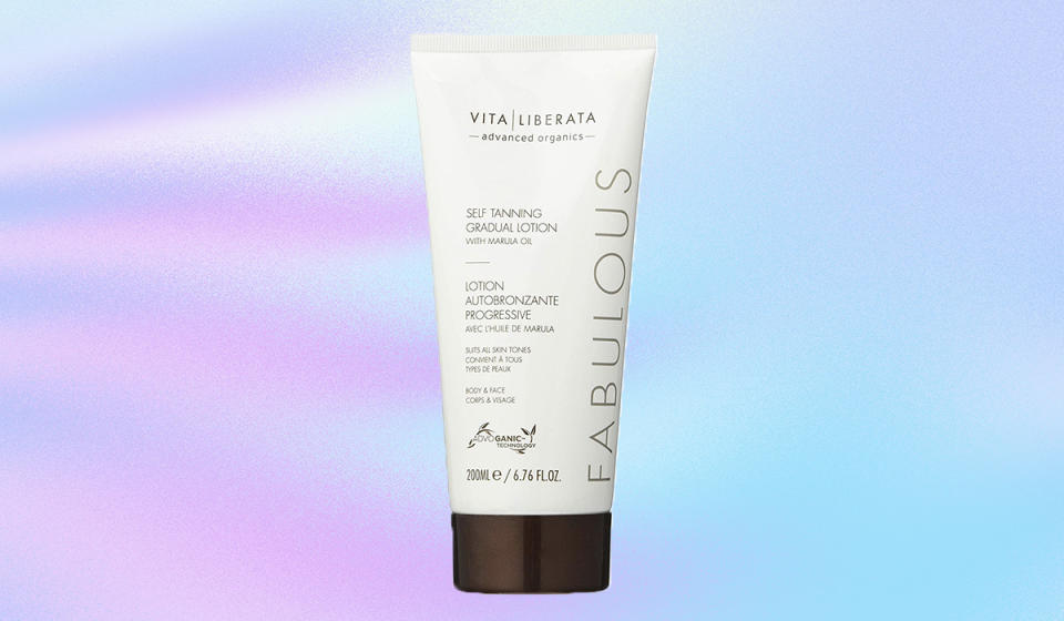 This self-tanner is totally foolproof.  (Photo: Amazon)