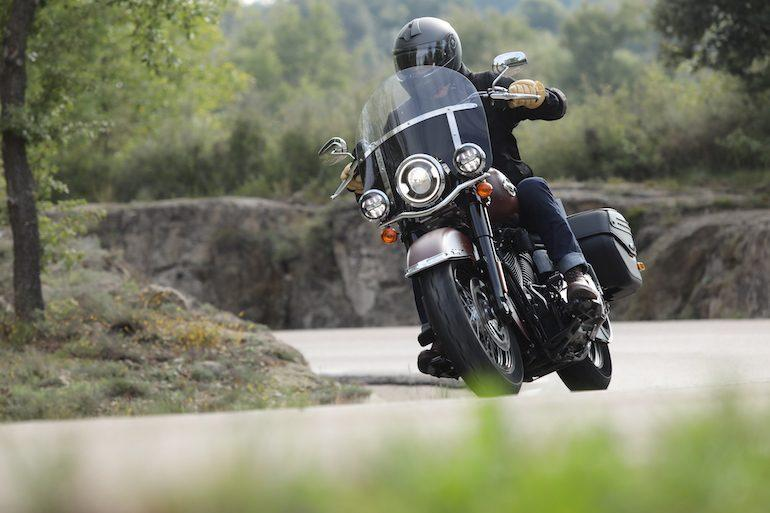 2018 Harley-Davidson Heritage Classic 114 – First Ride