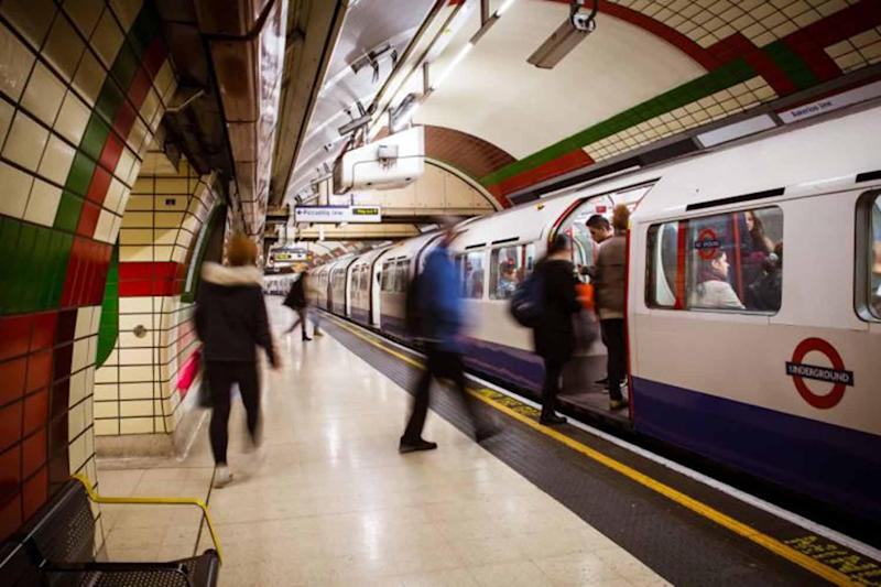 Tube drivers were the single largest group of staff given counselling: Shutterstock