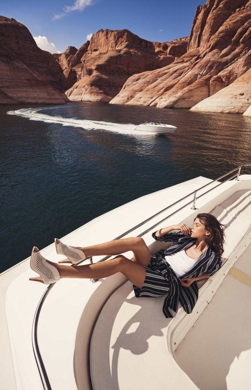Vince Camuto means stepped-up, on-trend style