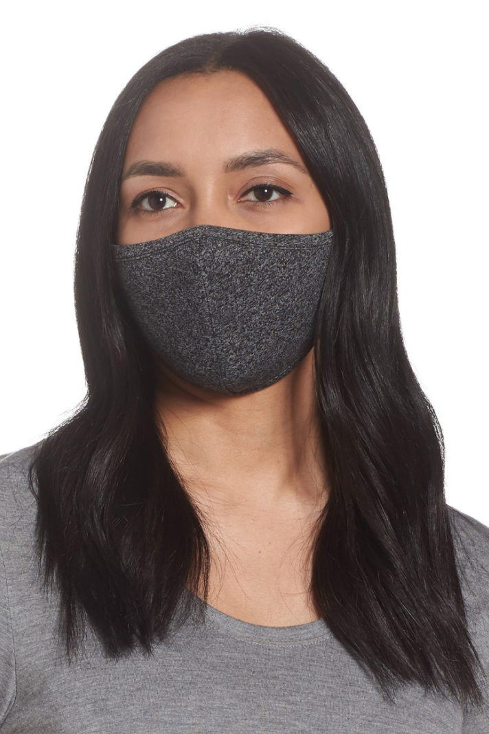 A four-pack of Nordstrom's face masks is only $20.