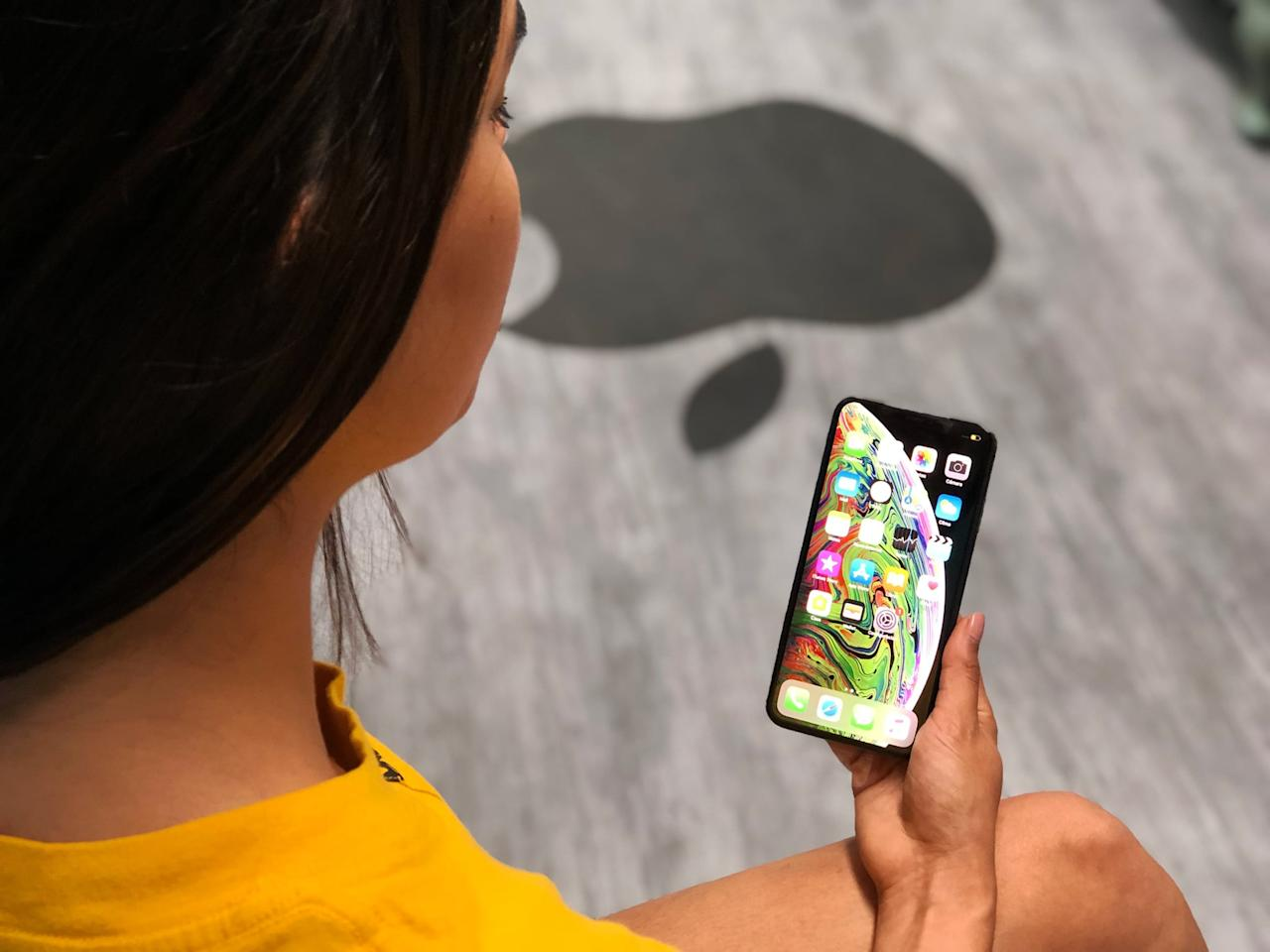 """<p>Though Android had a facial recognition feature first, Apple's Face ID is much more advanced and secure. In fact, the Android version is more of a bonus than a key component, much less commonly used as the primary way of logging in and out compared to the iPhone. That being said, it's suspected that <a href=""""https://www.engadget.com/2019/01/27/android-q-hardware-face-recognition/"""" target=""""_blank"""" class=""""ga-track"""" data-ga-category=""""Related"""" data-ga-label=""""https://www.engadget.com/2019/01/27/android-q-hardware-face-recognition/"""" data-ga-action=""""In-Line Links"""">a more direct Face ID competitor could be included in Android Q</a>, Google's forthcoming mobile OS system.</p>"""