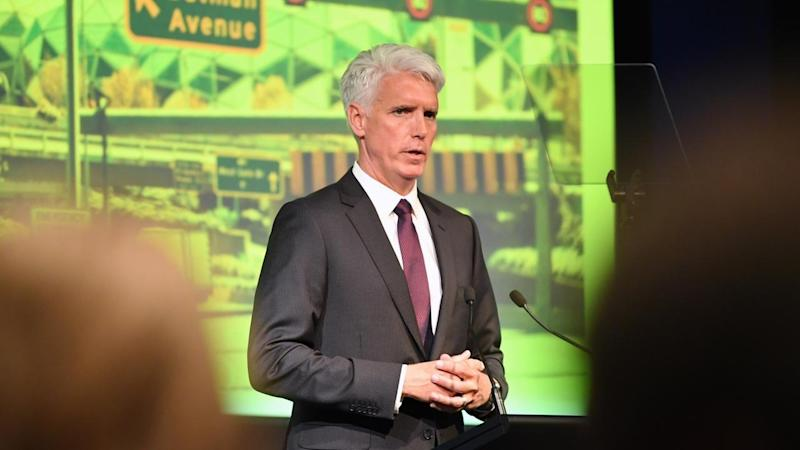 <p>CEO Scott Charlton says Transurban has a significant pipeline of projects underway.</p>
