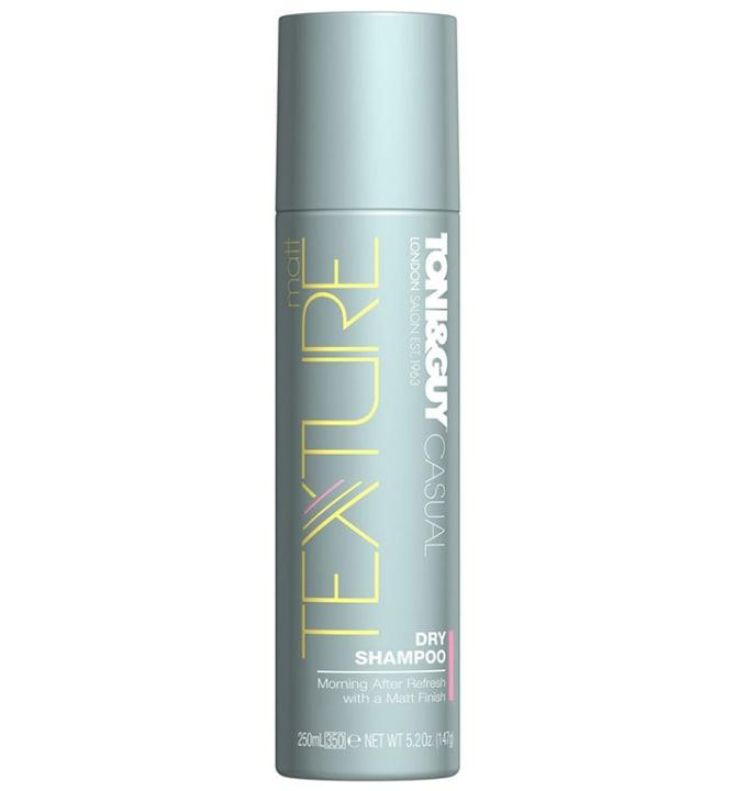 Toni  Guy Casual Matt Texture Dry Shampoo, $12.33; at Walmart