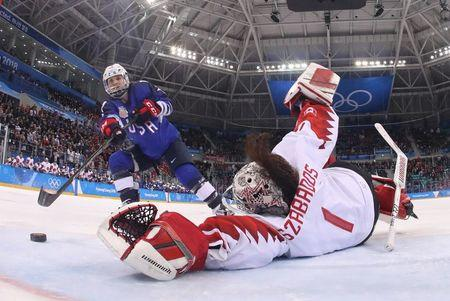 No one had more fun at the Winter Olympics than Team Canada
