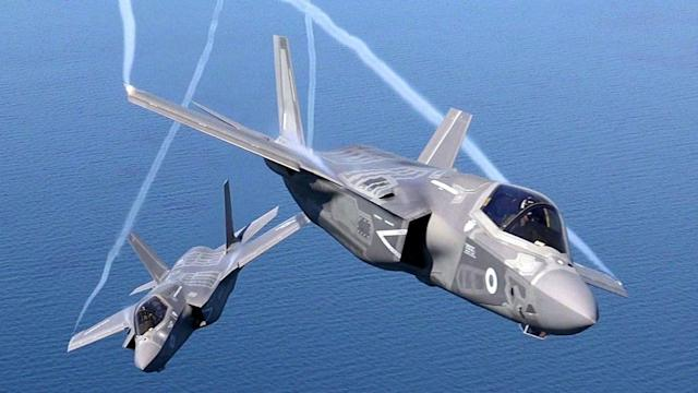 How Many F-35s Will the Royal Air Force End Up With?