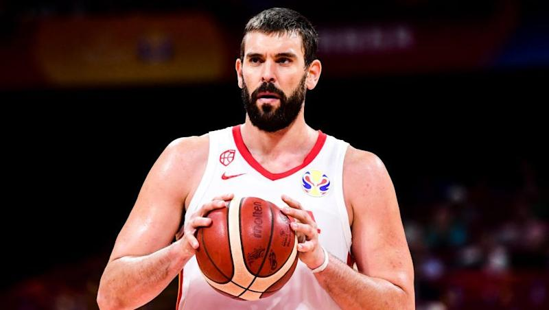 Rubio, Gasol lead Spain to 2nd World Cup title