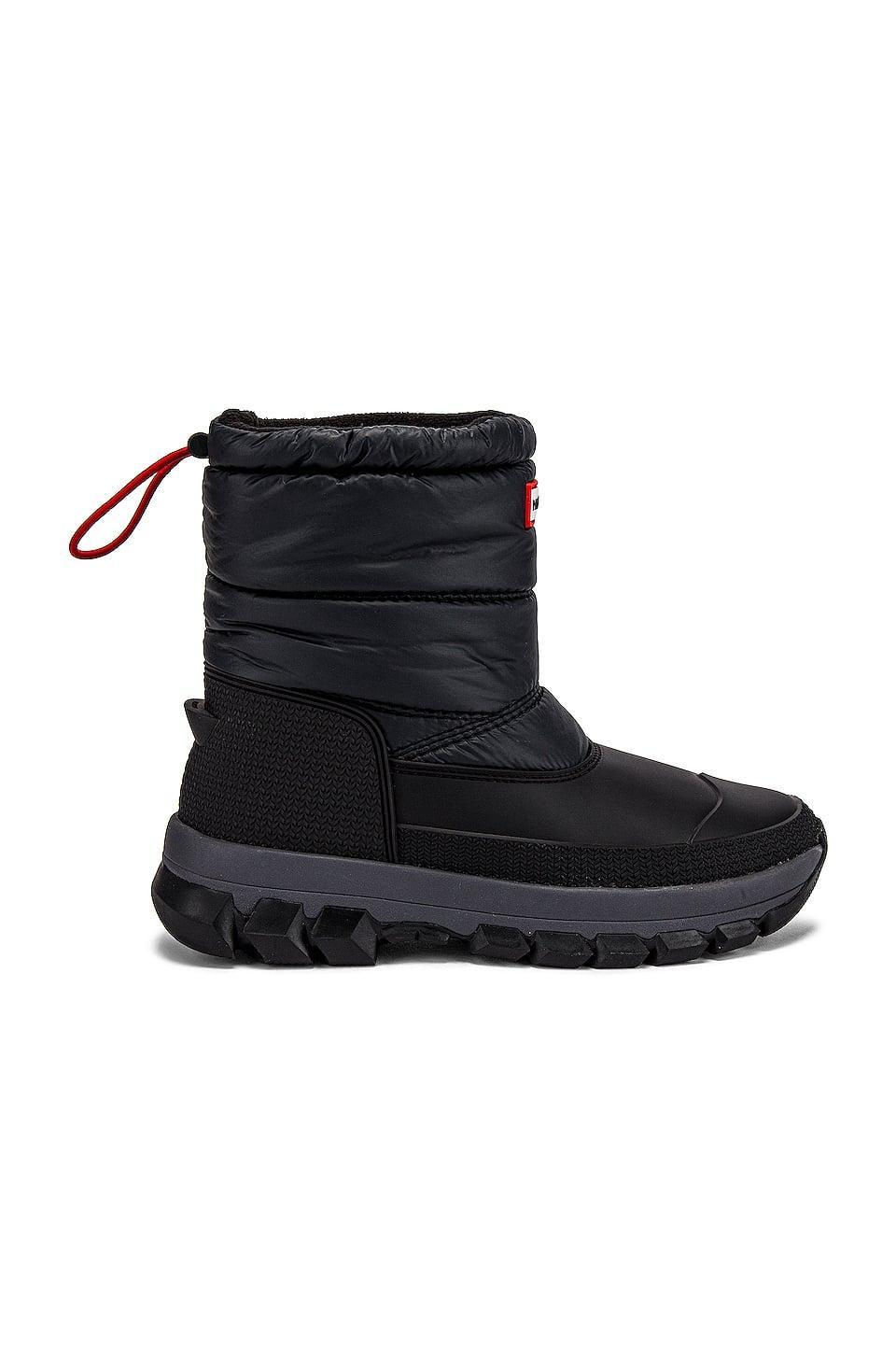 <p>Cold weather calls for this <span>Hunter Original Insulated Snow Boot</span> ($145).</p>