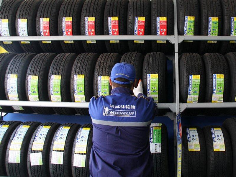 Michelin reports 7.5% rise in profits